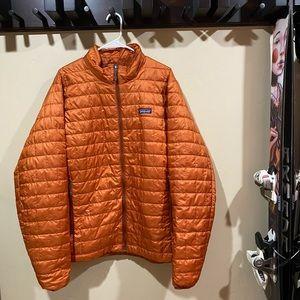 Patagonia - Men's Nano Puff Jkt - Copper Ore - XL